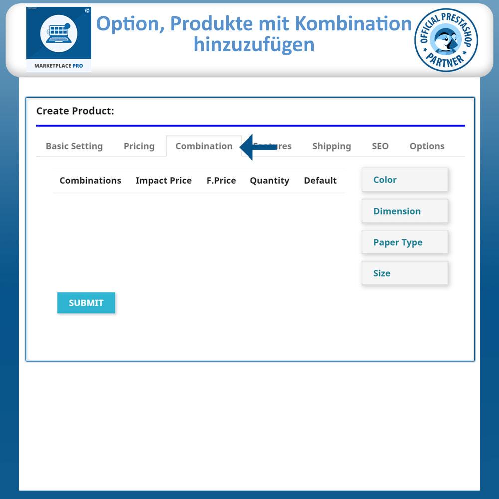 module - Marketplace Erstellen - Multi Vendor Marketplace  - Marketplace Pro - 10