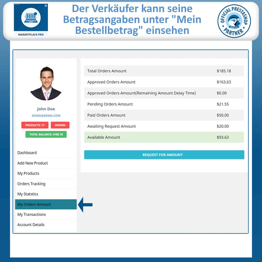 module - Marketplace Erstellen - Multi Vendor Marketplace  - Marketplace Pro - 15