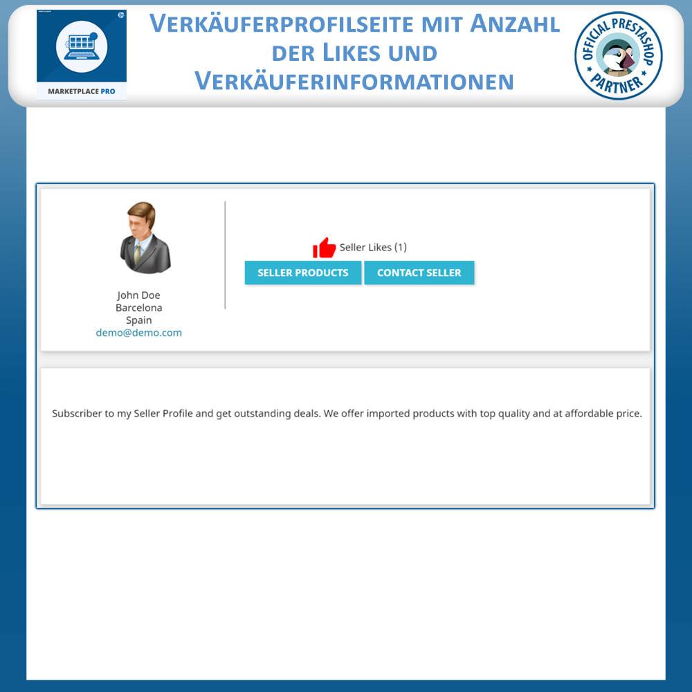 module - Marketplace Erstellen - Multi Vendor Marketplace  - Marketplace Pro - 17
