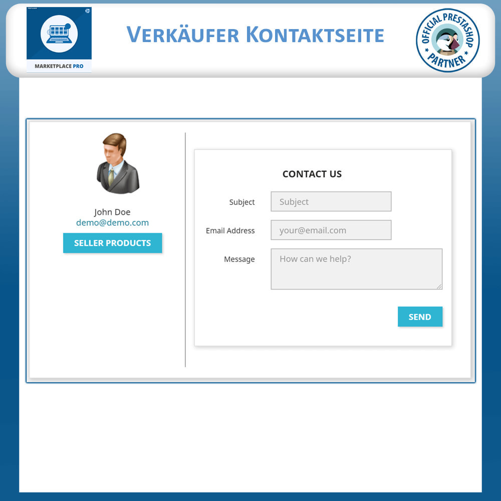 module - Marketplace Erstellen - Multi Vendor Marketplace  - Marketplace Pro - 18