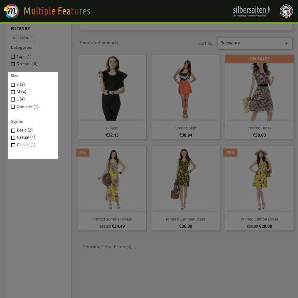 module - Versies & Personalisering van producten - Meerdere productkenmerken incl. Functies importeren - 6