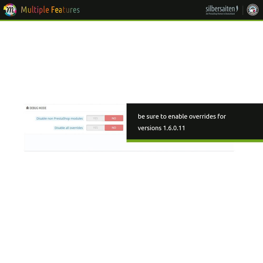 module - Versies & Personalisering van producten - Meerdere productkenmerken incl. Functies importeren - 7