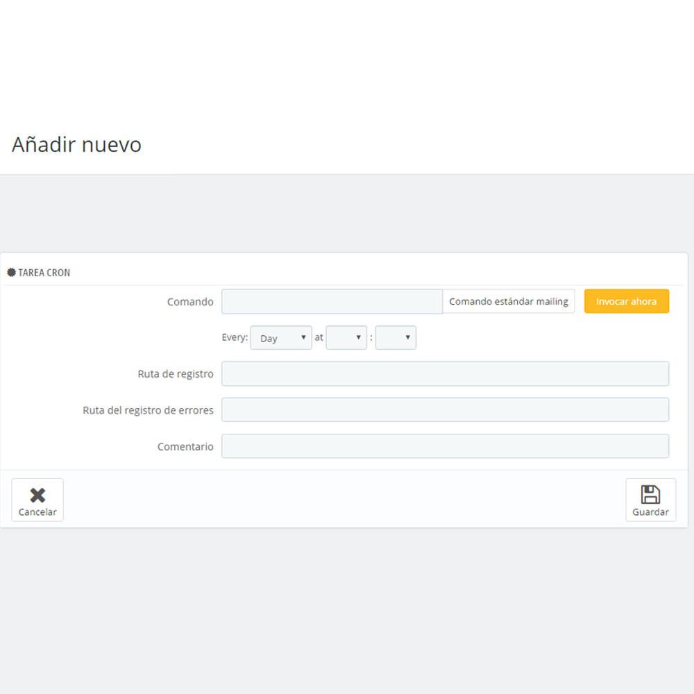 module - Newsletter y SMS - Custom Mailer SeoSA - De boletín de noticias - 19