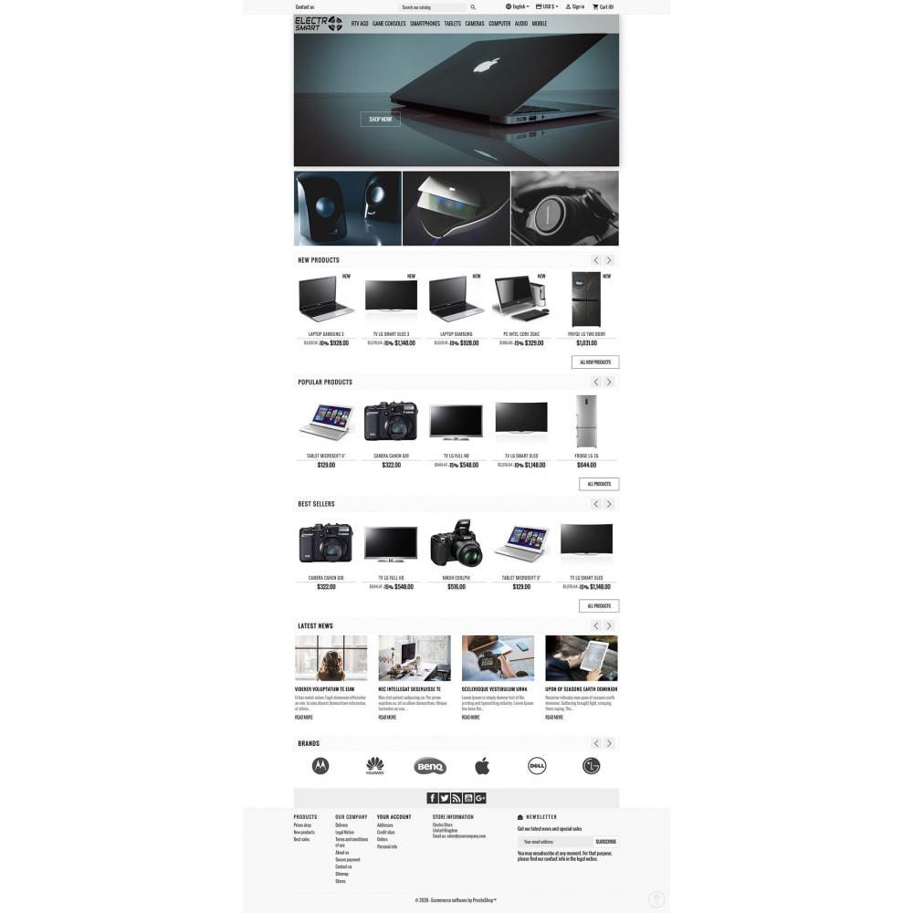 theme - Elektronika & High Tech - Electro Smart - 3