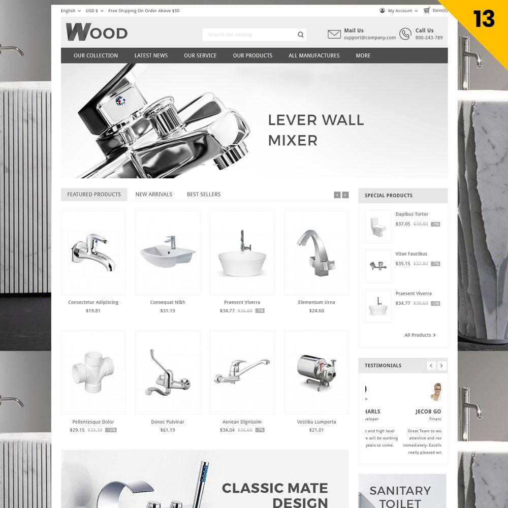 theme - Maison & Jardin - Wood - le magasin de meubles - 15