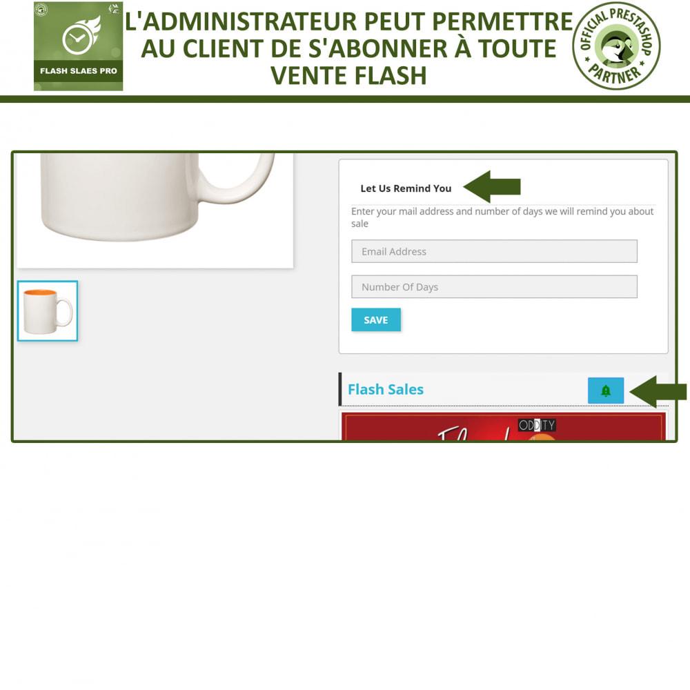 module - Ventes Flash & Ventes Privées - Flash Sales Pro - Remise avec compte à rebours - 7