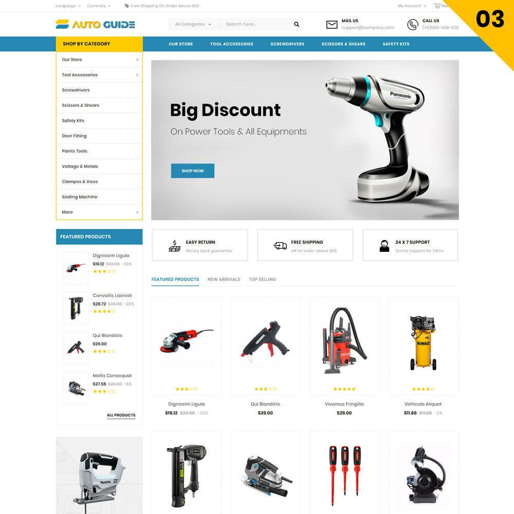 theme - Auto & Moto - Autoguide - Il Mega Motor Store - 6