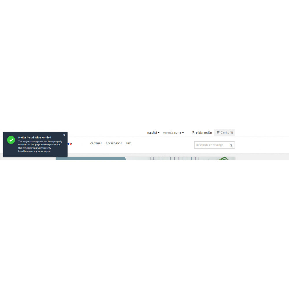 module - Analyses & Statistiques - Intégration Hotjar - 3