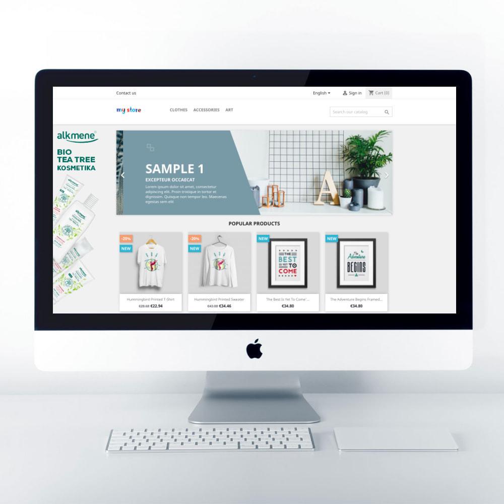 module - Bloki, Zakładki & Banery - Banner Ads (Skyscraper / Leaderboard) - 8