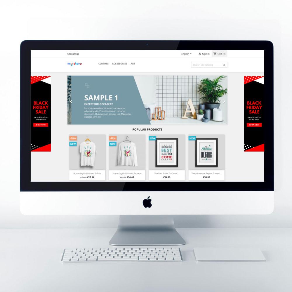 module - Bloki, Zakładki & Banery - Banner Ads (Skyscraper / Leaderboard) - 11