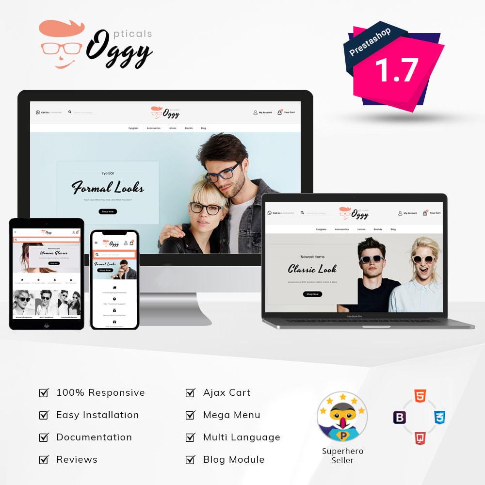 theme - Biżuteria & Akcesoria - Oggy - Opticals Shop - 1