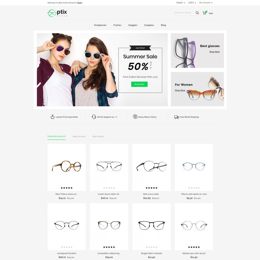 theme - Bijoux & Accessoires - Optix - Optical Shop - 2