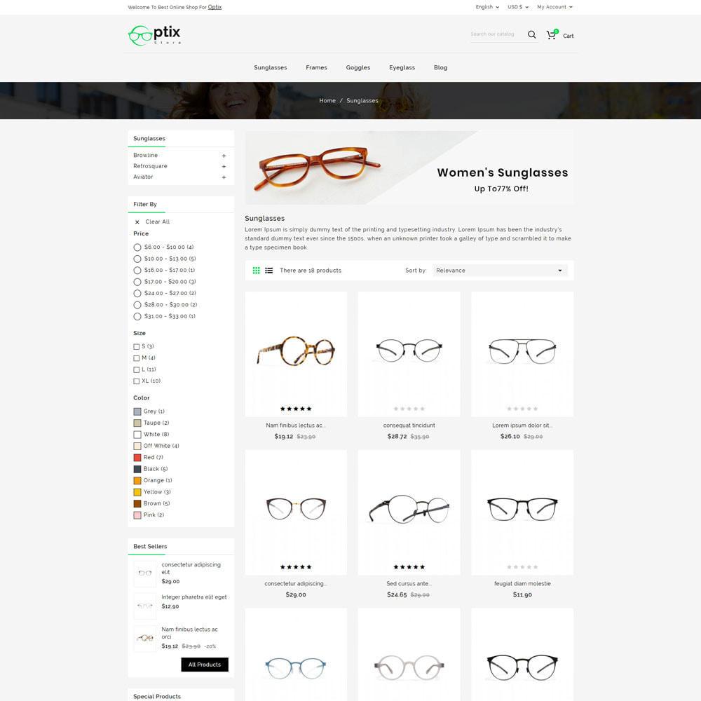 theme - Bijoux & Accessoires - Optix - Optical Shop - 3
