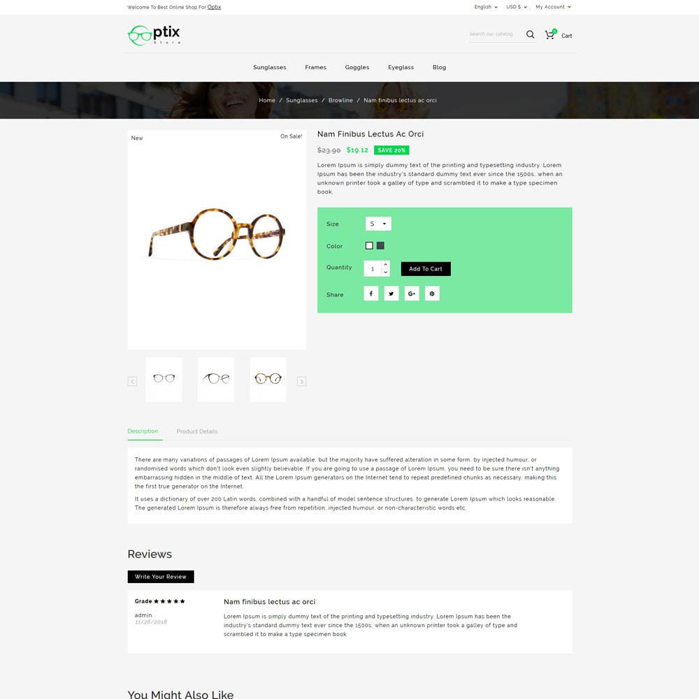 theme - Bijoux & Accessoires - Optix - Optical Shop - 4