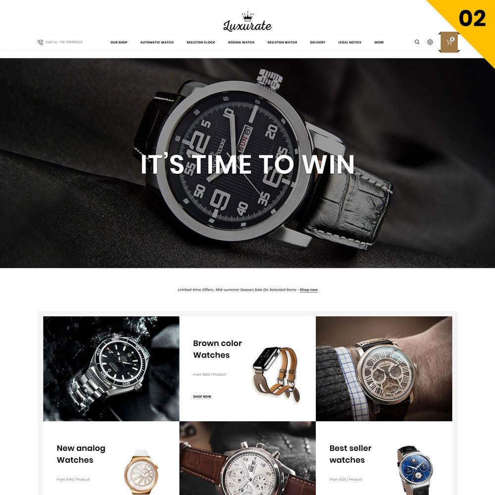 theme - Biżuteria & Akcesoria - Luxurate - The Jewelry Store - 4