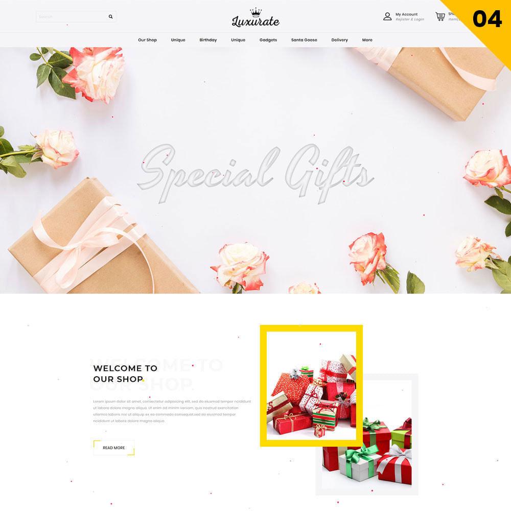 theme - Biżuteria & Akcesoria - Luxurate - The Jewelry Store - 6