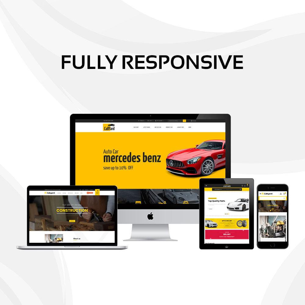theme - Samochody - Cabyard - The Multishop Car Dealershop - 2