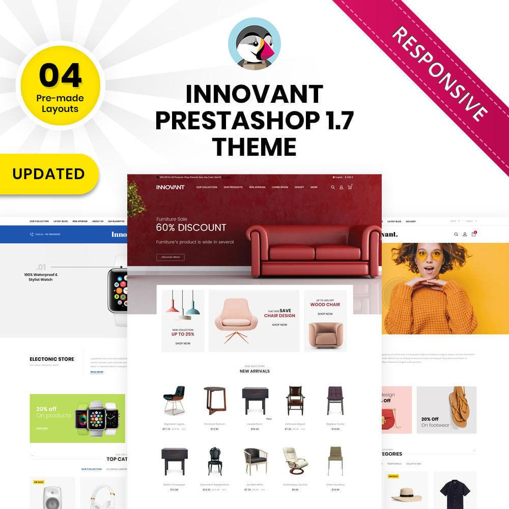 theme - Maison & Jardin - Innovant - Le magasin de meubles - 1