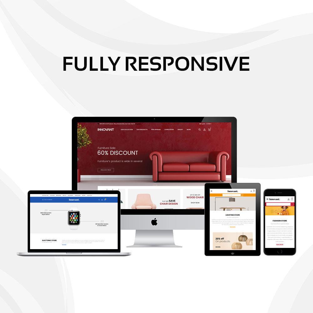theme - Casa & Giardino - Innovant - Il negozio di mobili - 2