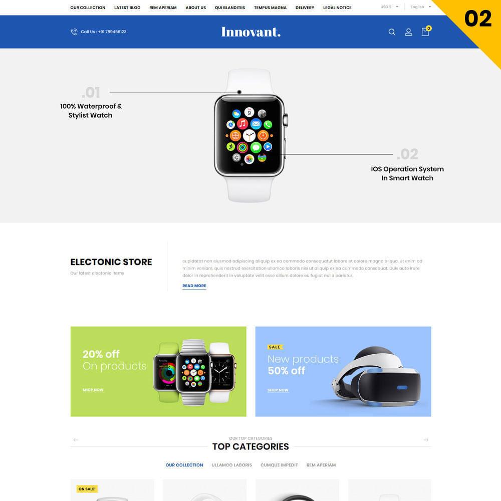 theme - Casa & Giardino - Innovant - Il negozio di mobili - 4