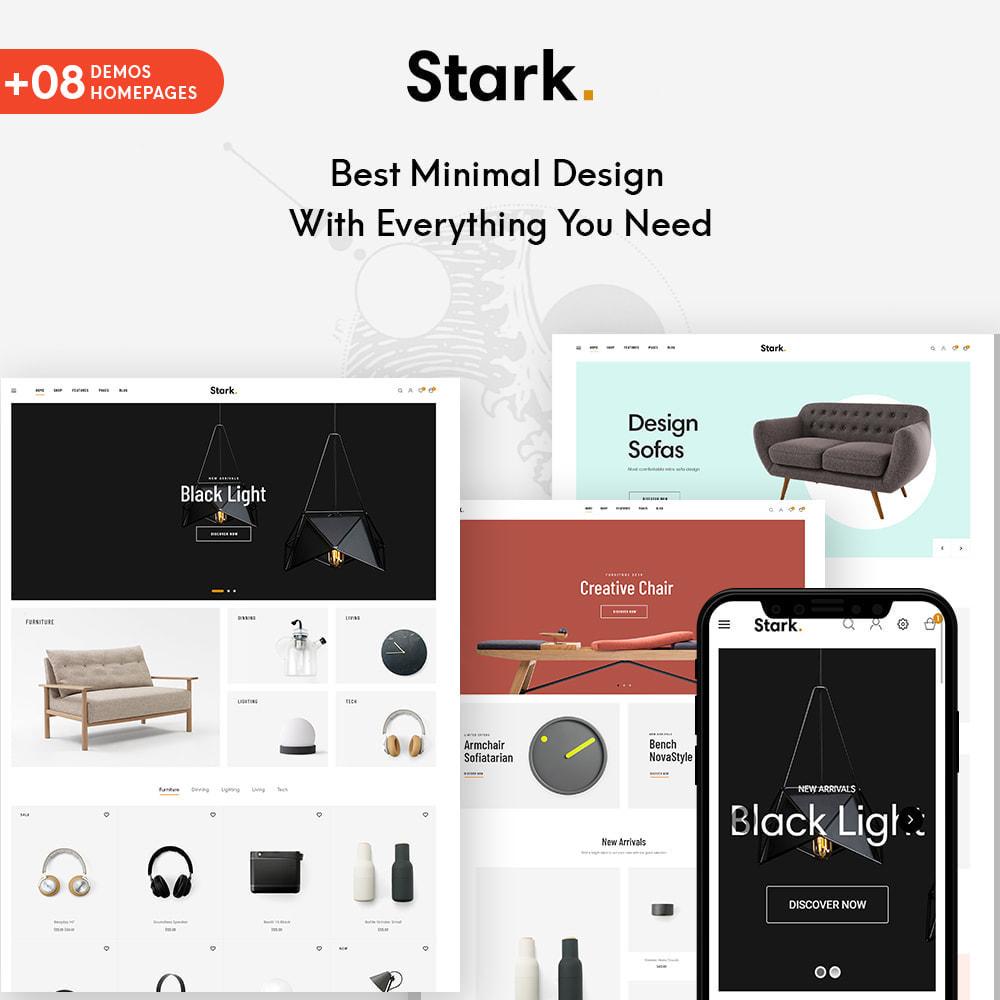 theme - Dom & Ogród - Stark - Furniture & Home Decor Elementor - 1