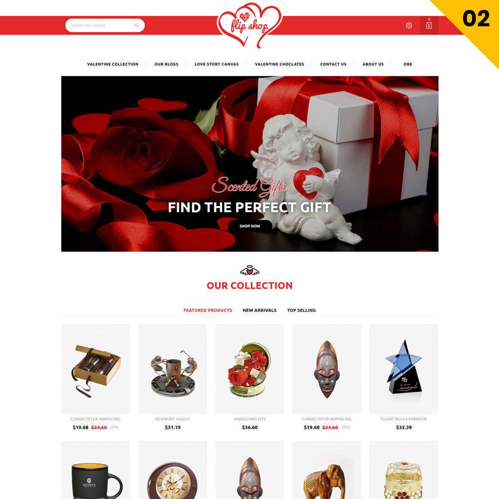 theme - Подарки, Цветы и праздничные товары - Flipshop - The Gift Store - 4