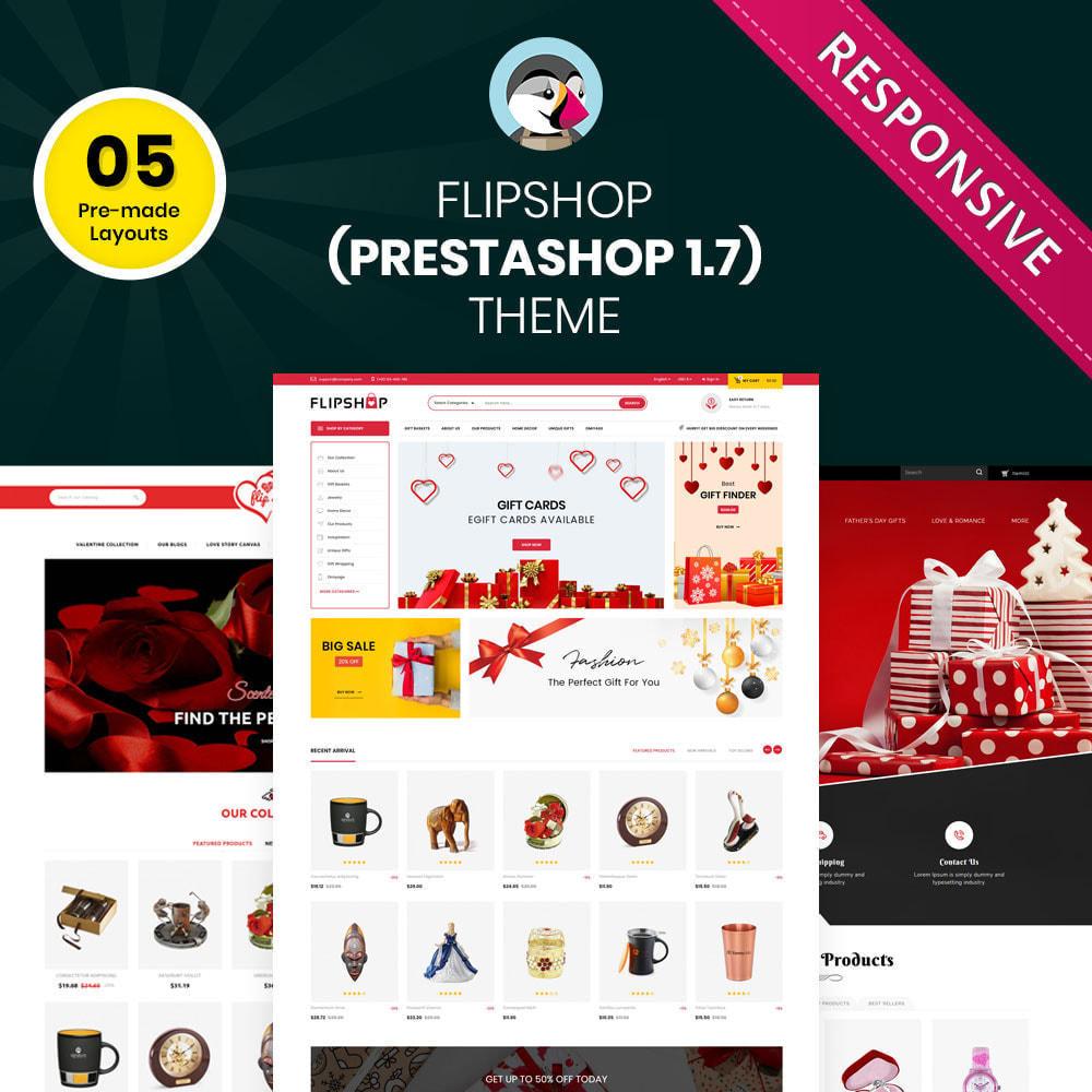 theme - Regalos, Flores y Celebraciones - Flipshop - La tienda de regalos - 2
