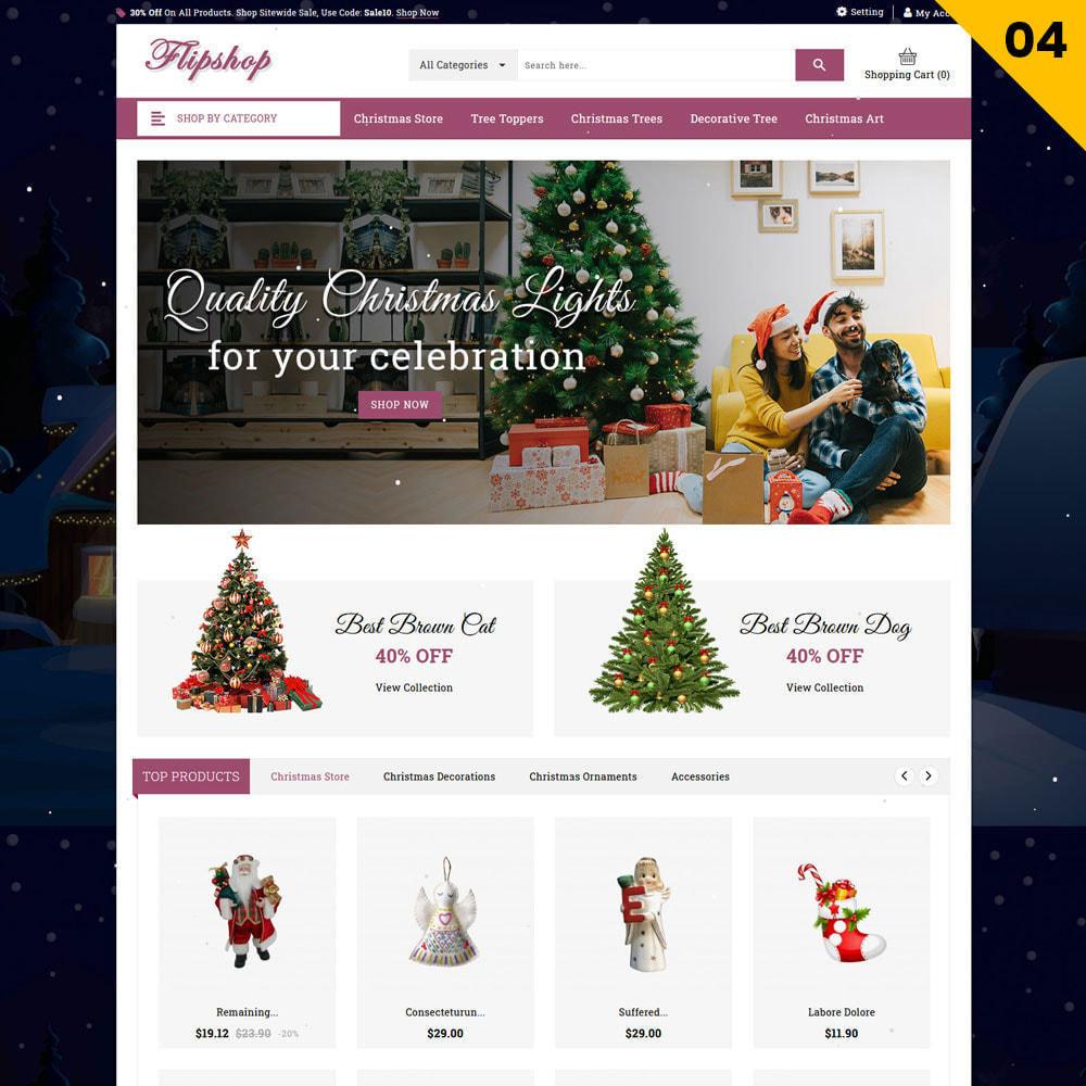 theme - Regalos, Flores y Celebraciones - Flipshop - La tienda de regalos - 7