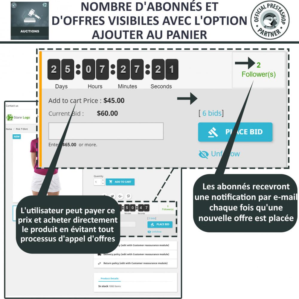 module - Site d'enchères - Enchères Pro - Système d'enchères en ligne - 6