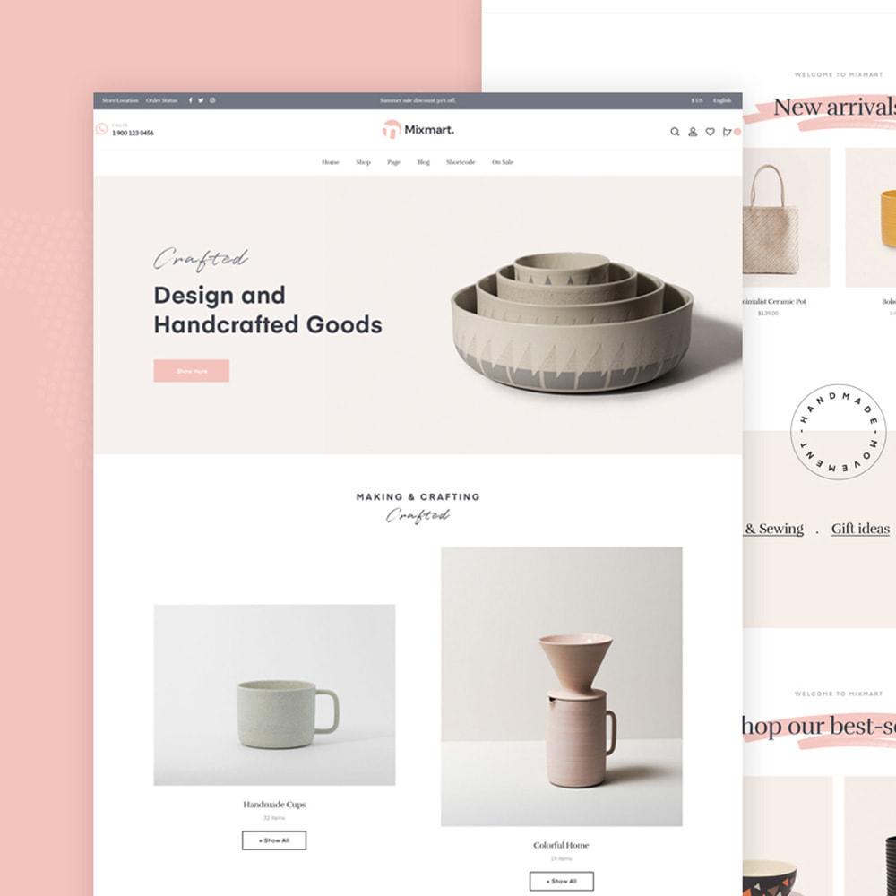 theme - Dom & Ogród - Mixmart Handmade & Home Decor - 1