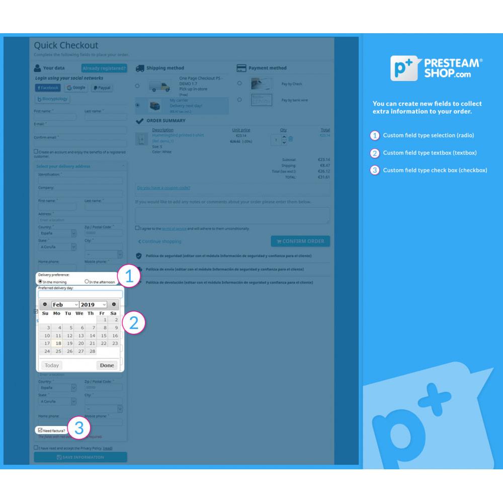 module - Szybki proces składania zamówienia - One Page Checkout PS (Easy, Fast & Intuitive) - 5