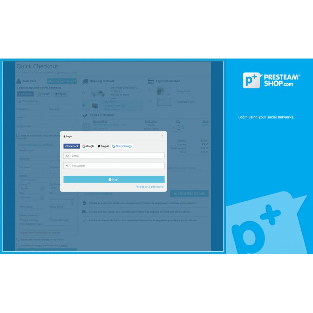 module - Szybki proces składania zamówienia - One Page Checkout PS (Easy, Fast & Intuitive) - 8
