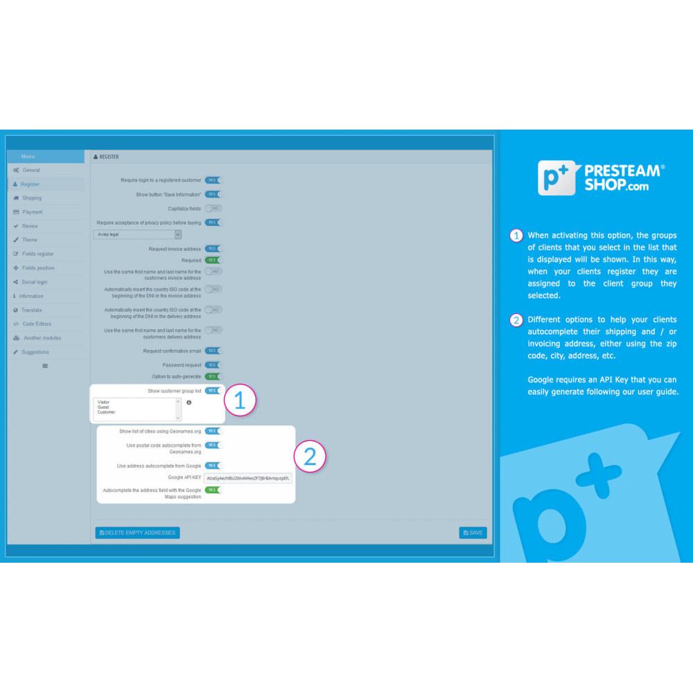 module - Szybki proces składania zamówienia - One Page Checkout PS (Easy, Fast & Intuitive) - 16