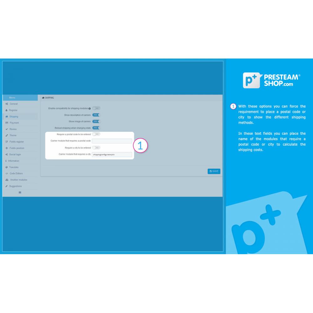 module - Szybki proces składania zamówienia - One Page Checkout PS (Easy, Fast & Intuitive) - 17