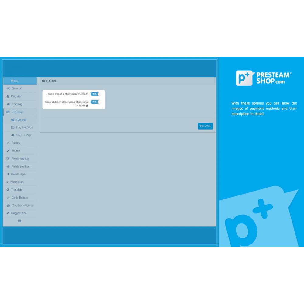 module - Szybki proces składania zamówienia - One Page Checkout PS (Easy, Fast & Intuitive) - 18