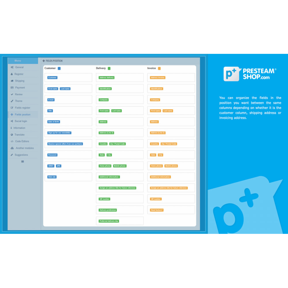 module - Szybki proces składania zamówienia - One Page Checkout PS (Easy, Fast & Intuitive) - 24