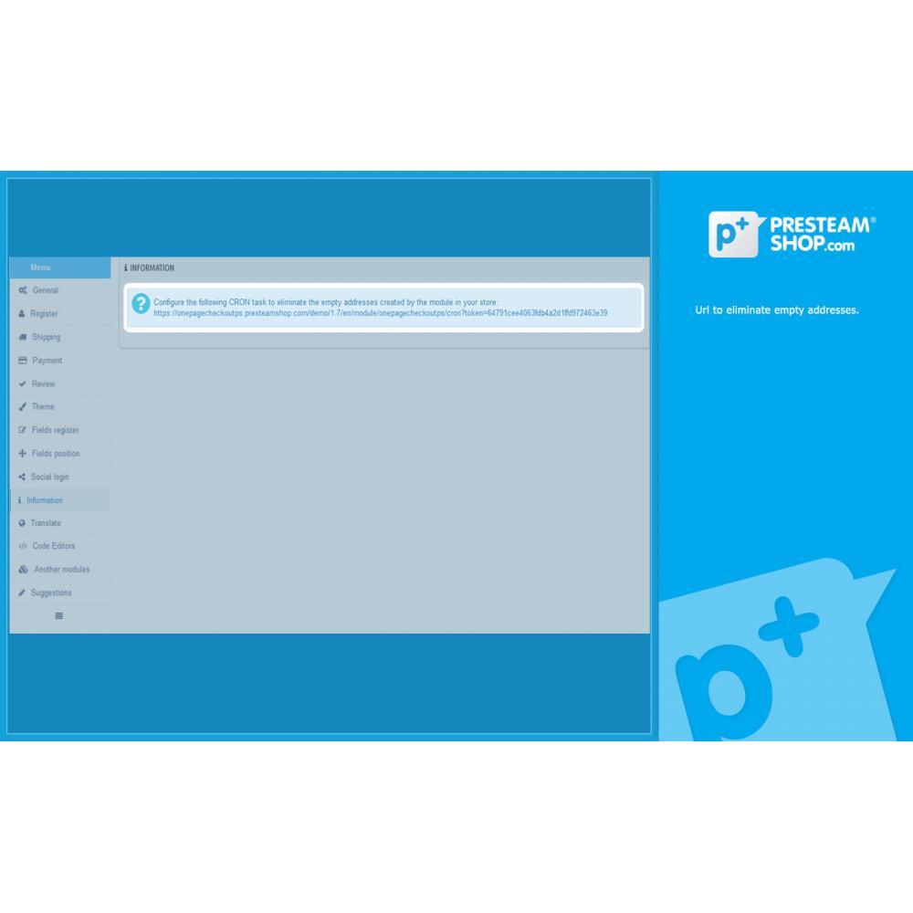 module - Szybki proces składania zamówienia - One Page Checkout PS (Easy, Fast & Intuitive) - 26