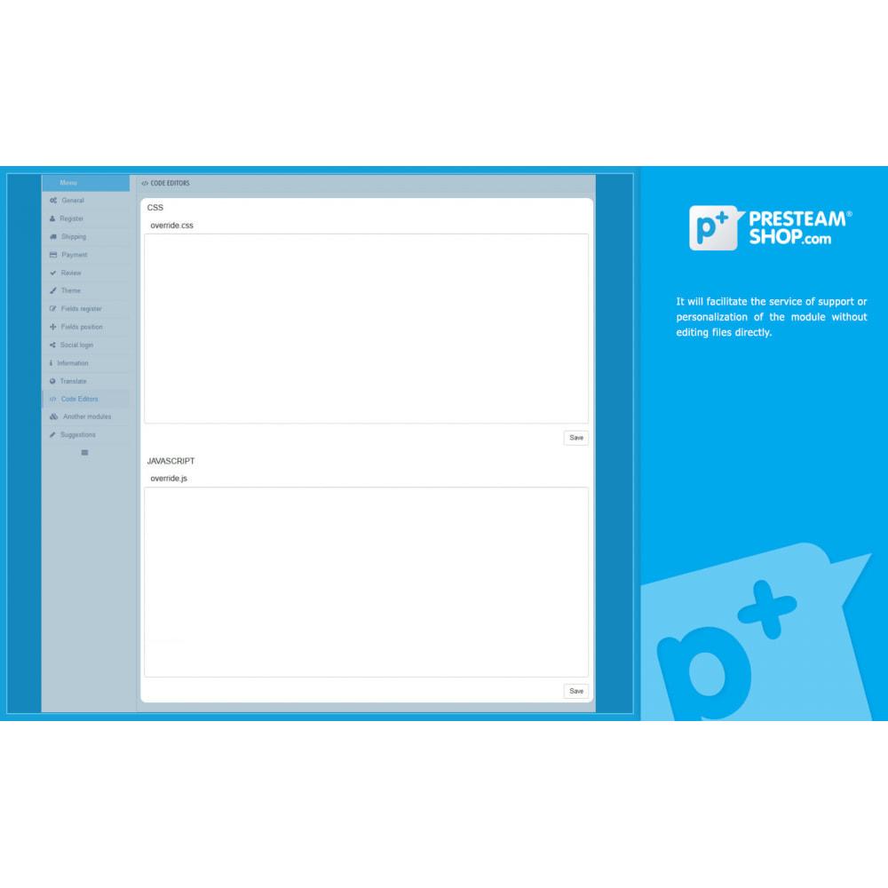 module - Szybki proces składania zamówienia - One Page Checkout PS (Easy, Fast & Intuitive) - 28