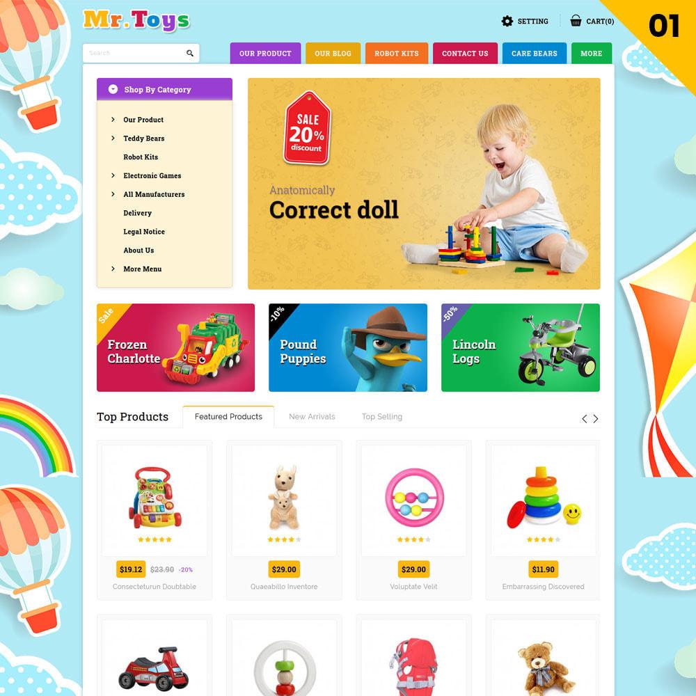 theme - Zabawki & Artykuły dziecięce - Mr Toys - The Toy Shop - 3