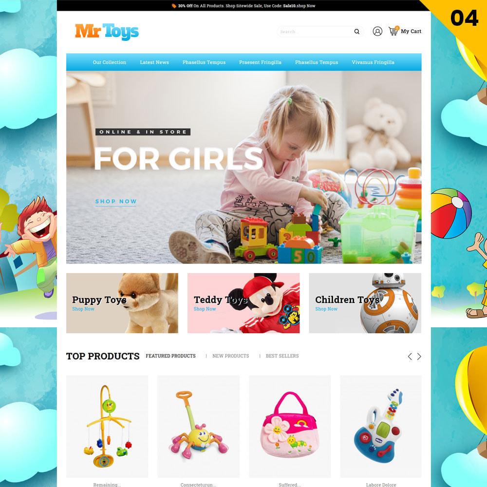theme - Zabawki & Artykuły dziecięce - Mr Toys - The Toy Shop - 6