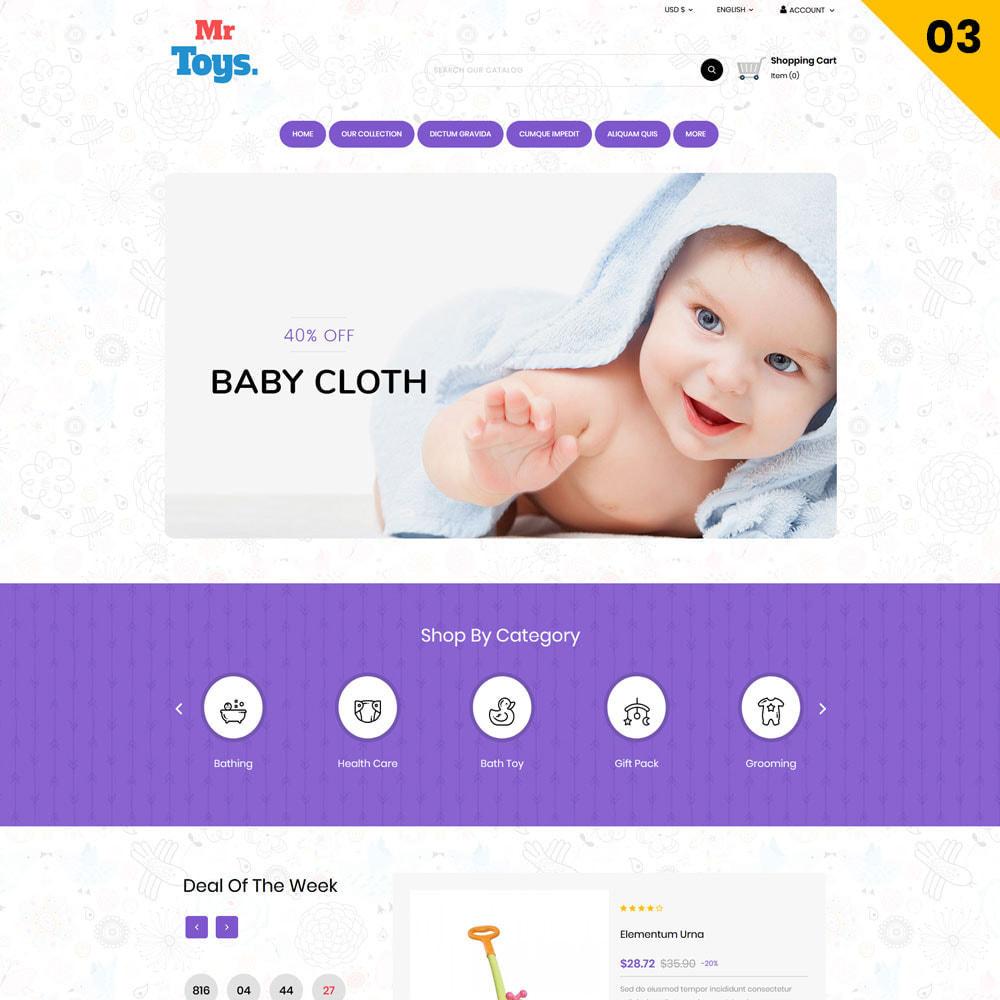 theme - Bambini & Giocattoli - Mr Toys - Il negozio di giocattoli - 6