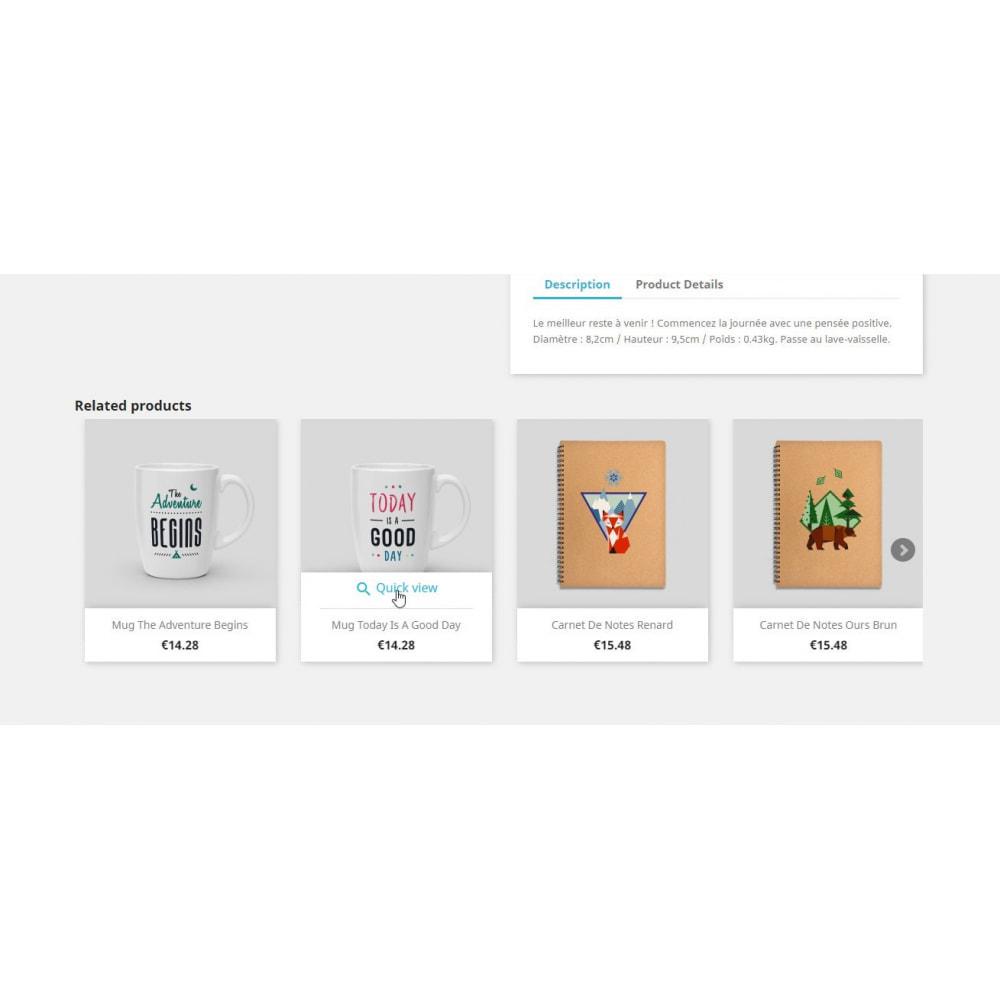 module - Sprzedaż krzyżowa & Pakiety produktów - Related Products by Product's Tags - 1