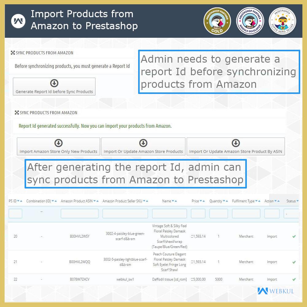 module - Revenda (marketplace) - Amazon Connector - 4