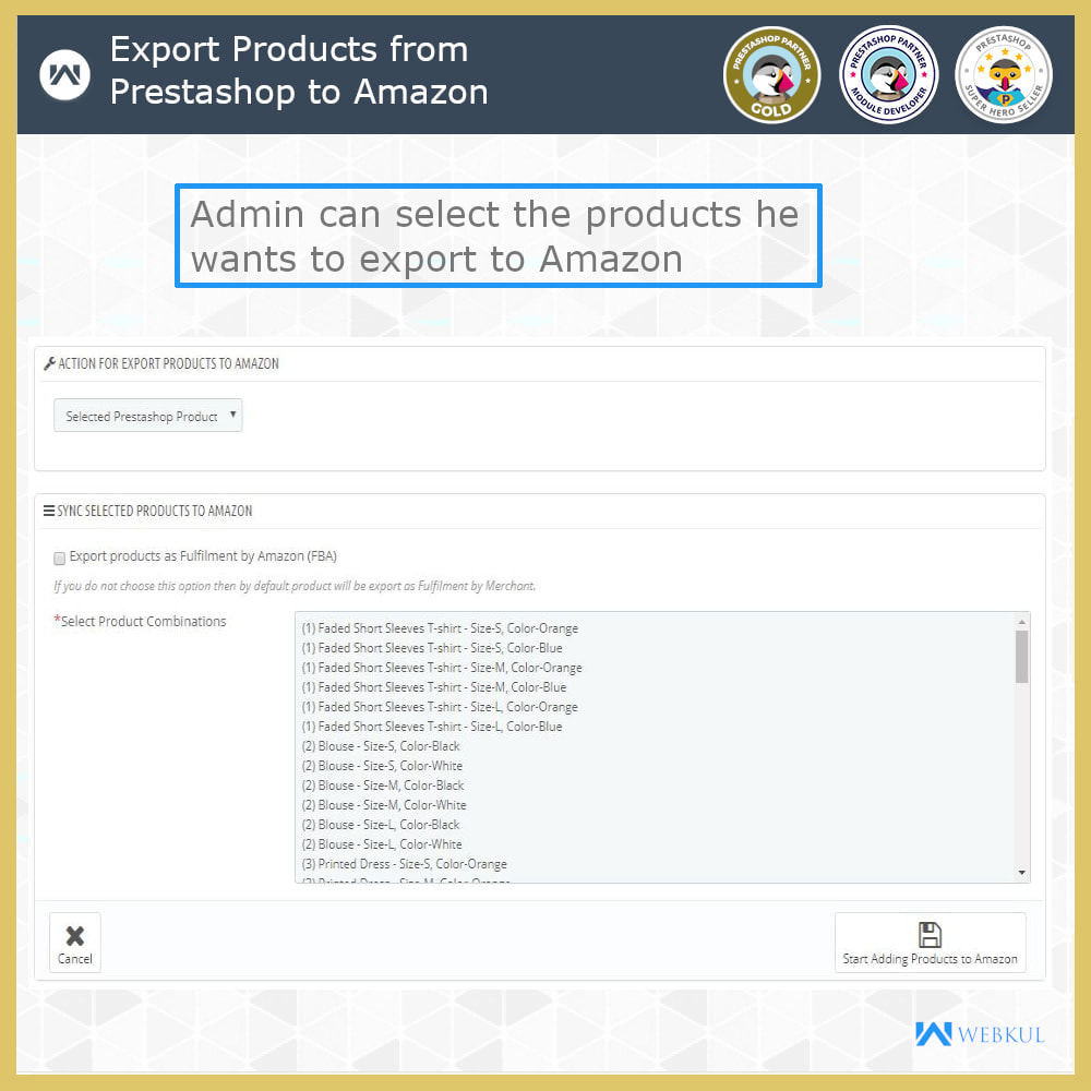 module - Revenda (marketplace) - Amazon Connector - 6
