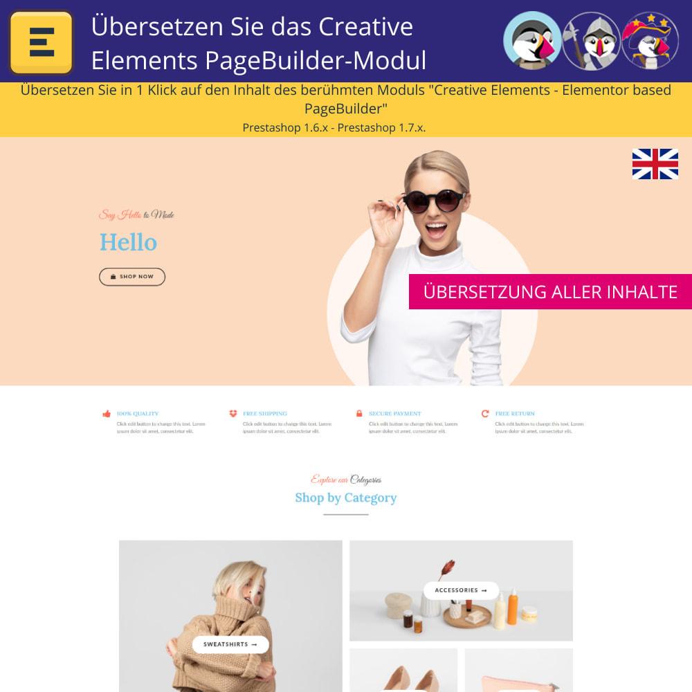 module - Internationalisierung & Lokalisierung - Elementor übersetzen (Creative Elements & Iqit) - 3