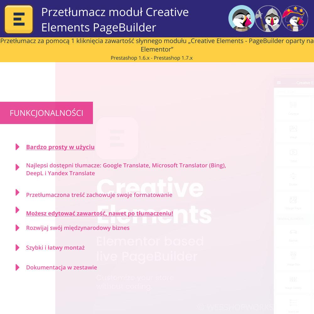 module - Międzynarodowość & Lokalizacja - Translate Elementor (Creative Elements & Iqit) - 1