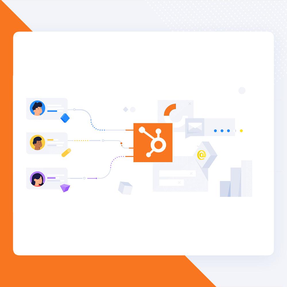 module - Nieuwsbrief & SMS - Newsletter Popup: MailChimp, HubSpot, SendinBlue + API - 5
