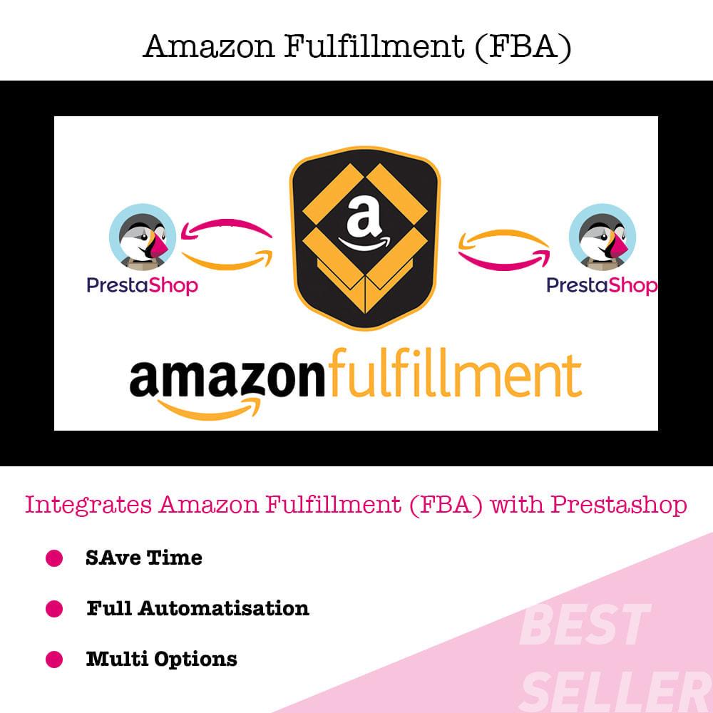 module - Marktplaats (marketplaces) - Fulfillment By Amazon (FBA) Work with SP API - 1