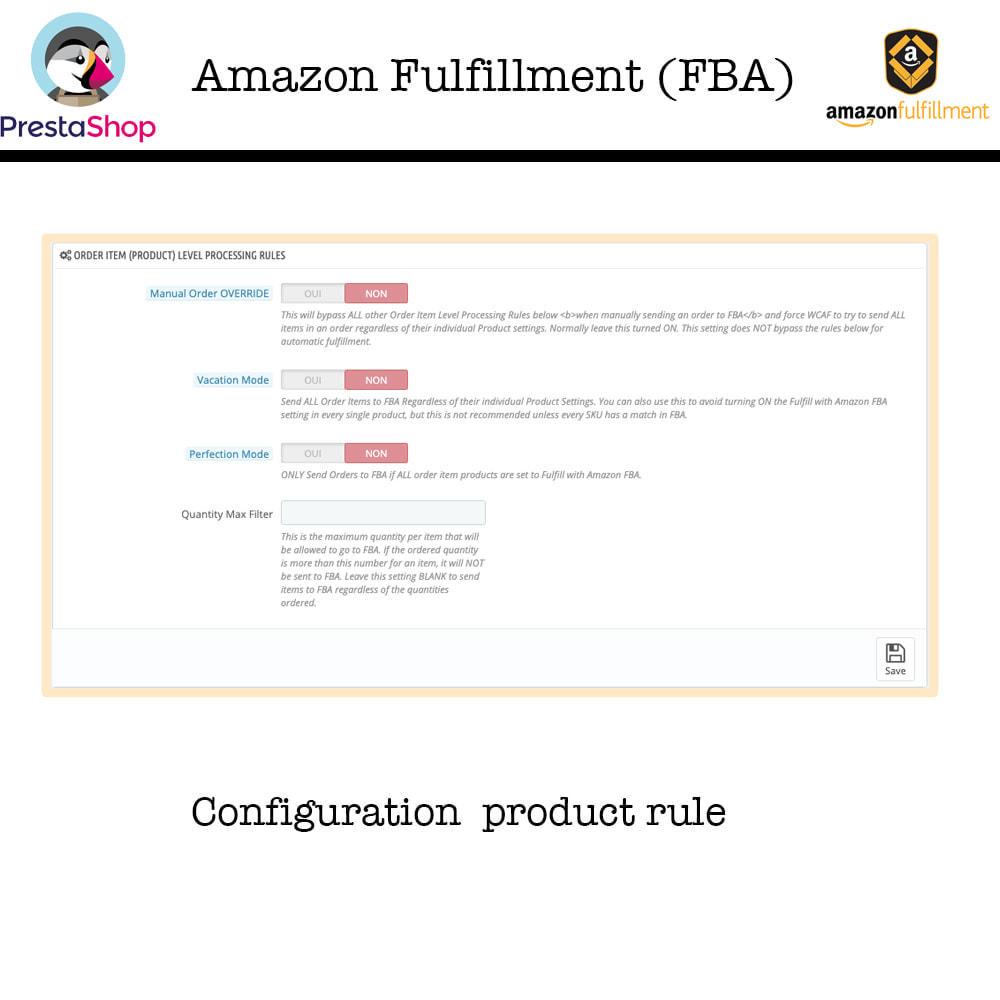 module - Marketplaces - Amazon Fulfillment (FBA) - 7