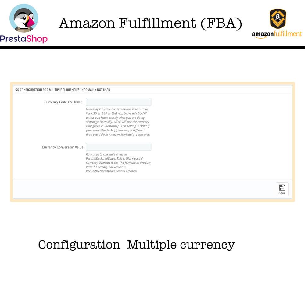module - Marketplaces - Amazon Fulfillment (FBA) - 8